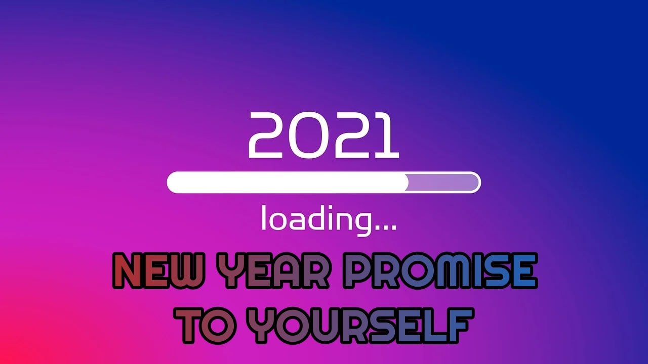 new year promise to yourself