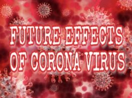 Future effects of corona virus