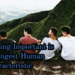 The importance of feeling important