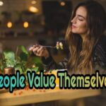 People value themselves