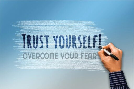 fear makes you stronger