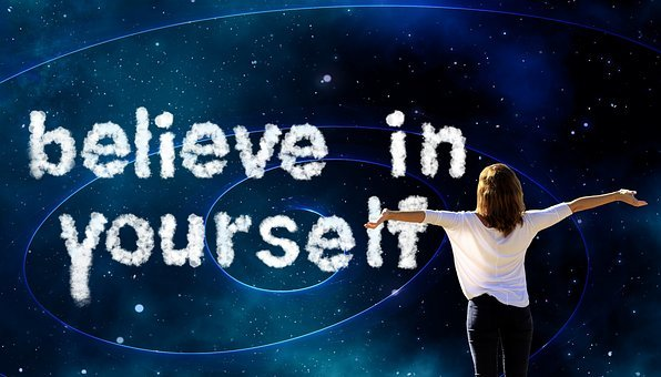 motivate for confidence